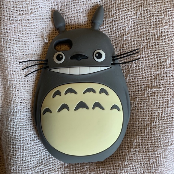detailed look f10a5 90b24 My Neighbor Totoro iPhone 5s/SE case